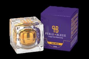 Perle Bleue – Krem na zmarszczki, który oddziałuje natychmiastowo oraz bez skutków ubocznych?