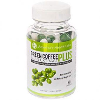 Green Coffee Plus – jedyny prawdziwy suplement, który posiada naprawdę mocne podwójne działanie odchudzające