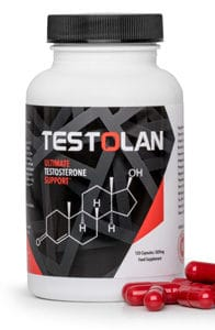 Testolan – odmładza organizm oraz dodaje wigoru. Nabądź Moc, Pobudź Ciało i Zdobądź Przewagę.