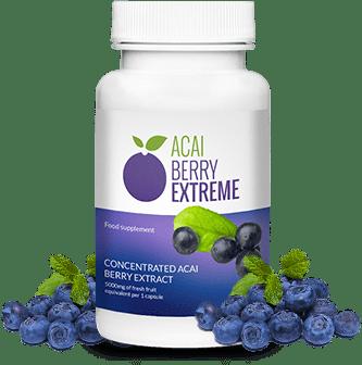 Acai Berry Extreme – mocne postępowanie odchudzające w nadzwyczaj szybkim czasie