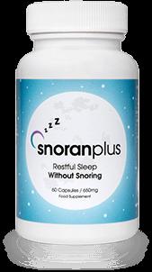 Snoran Plus – Skuteczny preparat, który doskonale poradzi sobie z chrapaniem!
