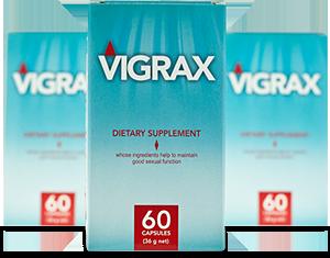 Vigrax – Pastylki na potencję umożliwiające dłuższe cieszenie się seksem!