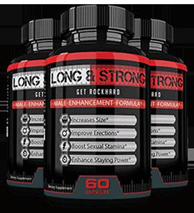 Long&Strong – szereg korzyści w zakresie zdrowia seksualnego:
