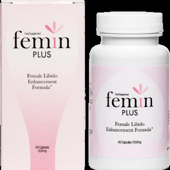 Femin Plus – Zatroszcz się o swoje kobiece libido ze skutecznym suplementem!